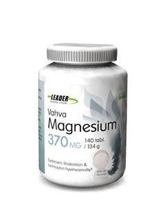 Leader Vahva Magnesium 370mg