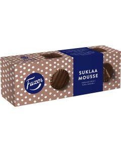 Fazer Suklaamousse suklaatäytekeksi 142g
