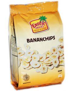 Exotic Snacks Banaanilastut 350g