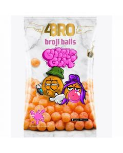 4Bro Broji Balls Bubble Gum maissisnacks 75g