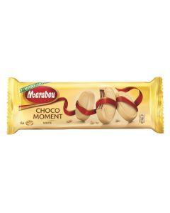Marabou Choco Moment White keksi 180g
