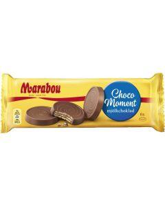 Marabou Choco Moment suklaavohveli 168g