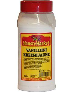 Vanilliini kreemijauhe -purkki