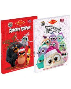 Halva Angry Birds suklaakalenteri 50g