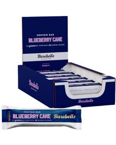 Barebells Blueberry Cake proteiinipatukka 55g x 12kpl