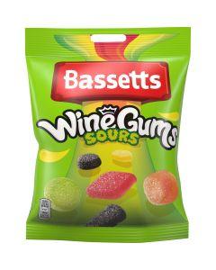 Bassets WineGums Sours 190g