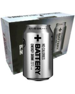 Battery No Calories energiajuoma 330ml x 24-pack