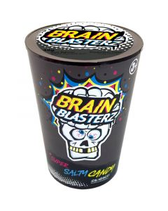Brain Blasterz supervoimakas salmiakki 48g