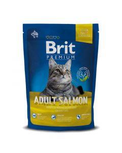 Brit Premium Cat Adult Salmon kissanruoka 1,5kg
