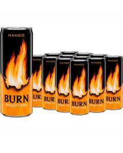 Burn Mango energiajuoma 250ml x 12-pack