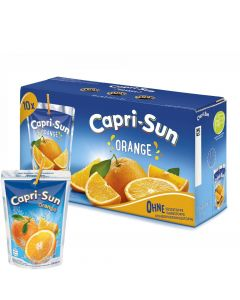 Capri-Sun Orange pillimehu 2dl x 10-pack