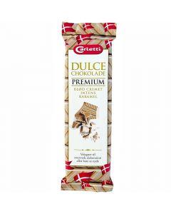 Carletti Premium Dulce Caramel suklaalevy 110g