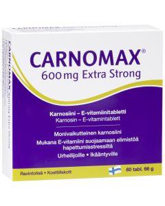 Carnomax 600mg Extra Strong (60 tabl)