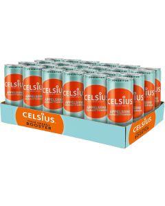 Celsius Applesiini-granaattiomena energiajuoma 355ml x 24-PACK