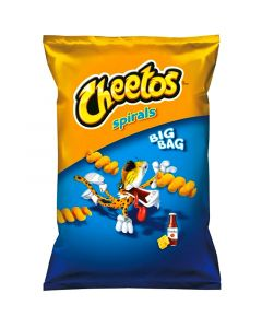 Cheetos Spirals maissisnacks 80g