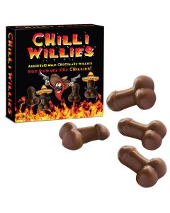 Chilli Willies chilihepit 80g