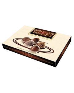 Chocolate Delicious suklaakonvehtirasia 150g