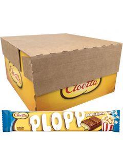 Cloetta Plopp Popcorn suklaapatukka 50g x 35kpl