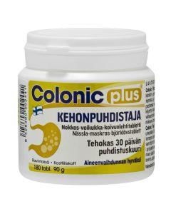 Colonic Plus kehonpuhdistaja (180 tabl)