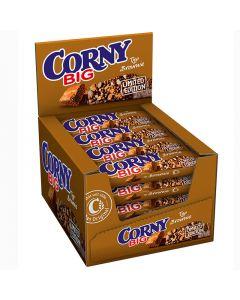 Corny BIG Brownie välipalapatukka 50g x 24kpl