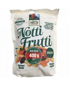 Den Lille Nöttefabrikken Nötti Frutti Pähkinä-Hedelmäsekoitus 400g