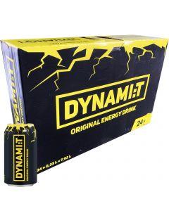 Dynamit energiajuoma 330ml x 24-pack