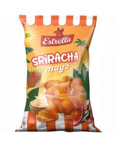 Estrella Sriracha Mayo perunalastu 250g
