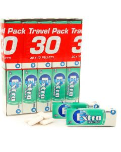 Extra Eucalyptus sokeriton purukumi 30-pack