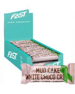 Fast Rox Mudcake White Choco proteiinipatukka 55g x 15kpl