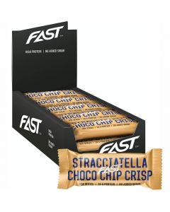 Fast Rox Stracciatella proteiinipatukka 55g x 15kpl