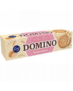 Fazer Domino Kardemumma täytekeksi 175g