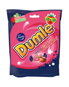 Fazer Dumle Seasonal Strawberry 220g