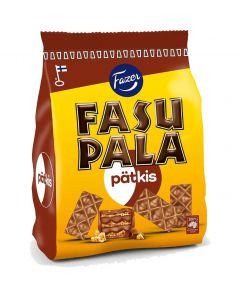 Fazer Fasupala Pätkis suklaavohveli 215g