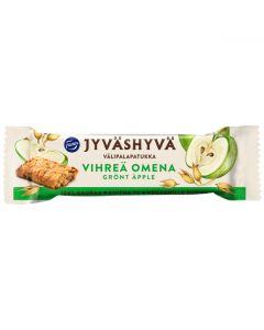 Fazer Jyväshyvä välipalapatukka vihreä omena 30g