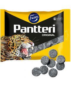Fazer Pantteri Original Salmiakkilakritsi Traveller Exclusive 500g