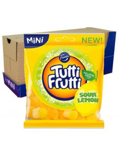 Fazer Tutti Frutti Sour Lemon 80g x 14pss