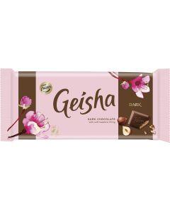 Fazer Geisha Dark suklaalevy 121g