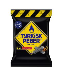 Fazer Tyrkisk Peber Turkinpippuri Soft and Salty 120g