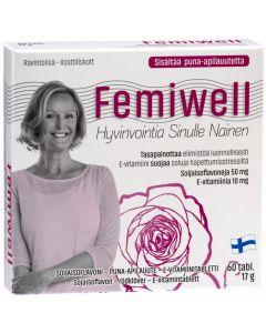 Femiwell Hyvinvointia Sinulle Nainen (60 tabl)