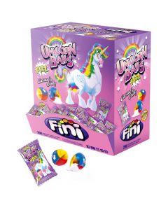 Fini Unicorn Balls Fizz yksisarvisen pallit 200kpl