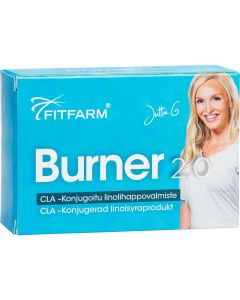 Fitfarm Burner 2.0 linolihappovalmiste (60 kaps)