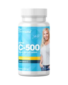 Fitfarm Vahva C-500 C-vitamiini 90 tablettia