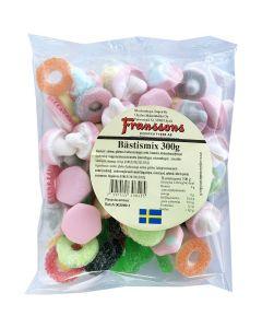 Franssons Bästismix makeissekoitus 300g