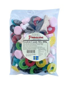 Franssons Swedish Candy Mix 400g