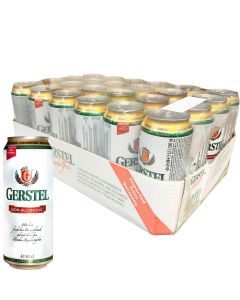 Gerstel Non-alcoholic alkoholiton olut 500ml x 24-pack