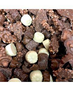 Gluteniton suklaasekoitus 700g