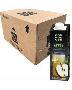 God Morgon Classic Apple omenatäysmehu 250ml x 15-pack