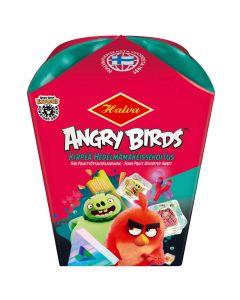Halva Angry Birds kirpeä hedelmämakeissekoitus 250g