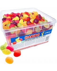 Haribo Fruktilurer Frukt & Bär hedelmäviinikumi 2,7kg