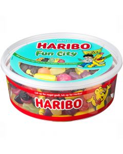 Haribo Fun City makeissekoitus 700g